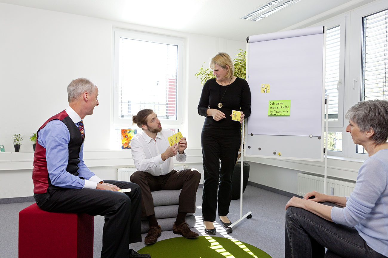 Gruppencoaching - Teamcoaching