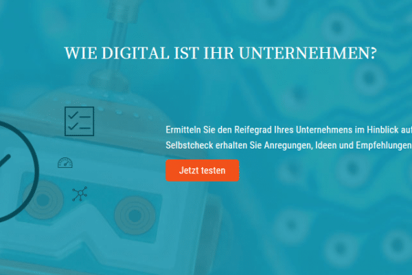 Digitaler Wandel - Industrie 4.0