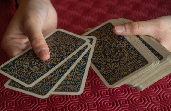 Karten verteilen kommt delegieren gleich