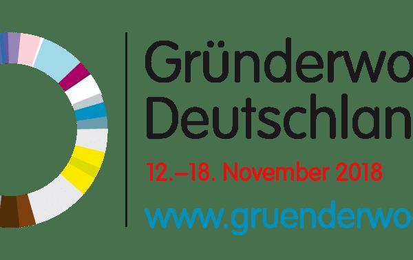 Gründergeist 2018 - Löchern Sie uns! - Wir sind wieder Partner der Gründerwoche 2018