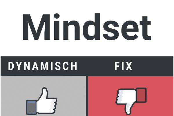 Dynamisches und starres Mindset (1/3) - Mindset und Erfolg hängen zusammen