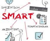 Ziele setzen mit der SMART-Methode - Zielvereinbarungsprozess für Führungskräfte