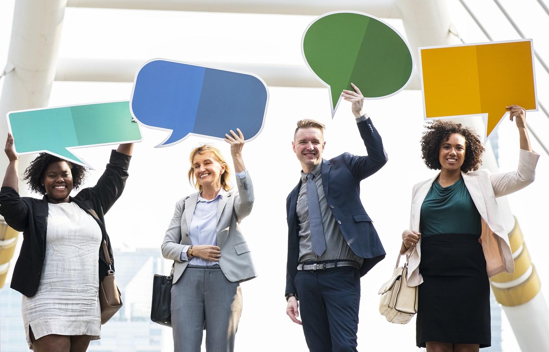 Wer sind die FührungsQuerköpfe? - Personalführung der Schlüssel zur Mitarbeiterbindung